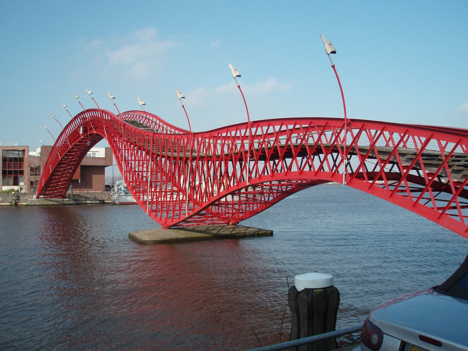 The Python Bridge