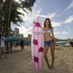 Alessandra Ambrosio sexy: servizio fotografico alle Hawaii
