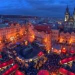 Mercatini di Natale a Praga: la magia inizia nella città vecchia