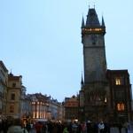 Torre dell'orologio a Praga: un capolavoro nella città vecchia