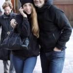 Vip in vacanza: Fiorello e Belen scelgono Cortina per il Capodanno