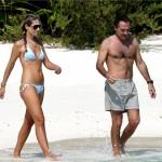 Cesare Prandelli vince in amore: vacanza alle Maldive con  Novella