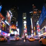 Times Square a New York: il mondo all'incrocio di quattro strade