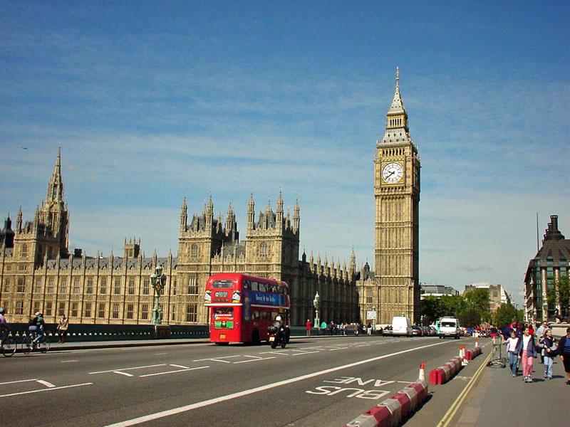 Londra, la capitale europea preferita per il ponte del primo maggio