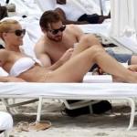 Vip a Miami: ecco le coppie Totti - Blasi e Hunziker - Trussardi