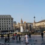 Plaza de Catalunya: punto di partenza per visitare Barcellona