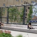 High Line: un parco pubblico lungo la vecchia linea ferroviaria