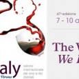 Parte oggi 7 aprile a Verona la 47 edizione di Vinitaly, la prima fiera al mondo per il settore del vino