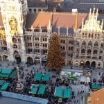 Mercatini di Natale a Monaco di Baviera. Magiche foto da Marienplatz