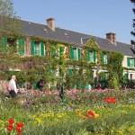 Museo di Monet: la villa ed il giardino che sembra un quadro