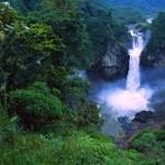 Le cascate di San Rafael in Ecuador: tutta la potenza della Natura