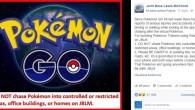 Pokemon Go può rappresentare un' occasione per scoprire i luoghi di interesse che ci circondano. Ma cominciano a fioccare divieti. Guarda la gallery